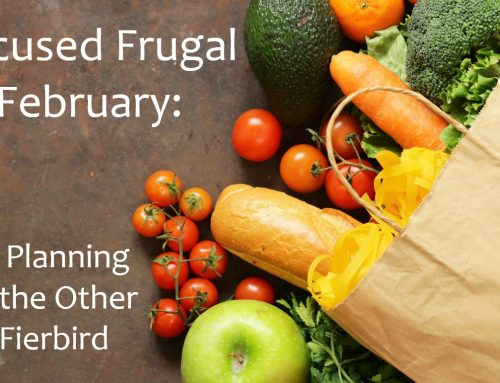 Focused Frugal February: Meal Planning with the Other Mrs. Fierbird