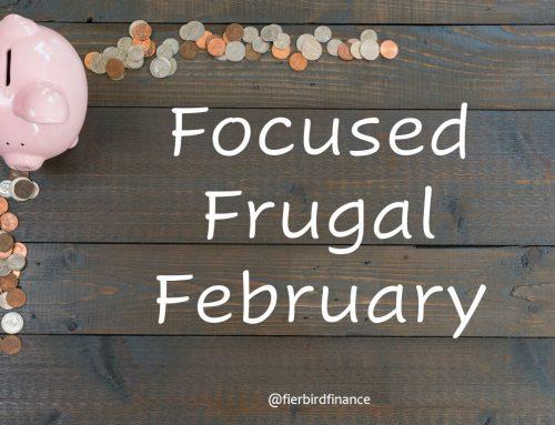 Focused Frugal February