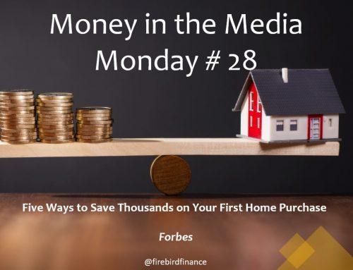 Money in the Media #28