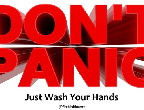 Don't Panic- Just Wash Your Hands