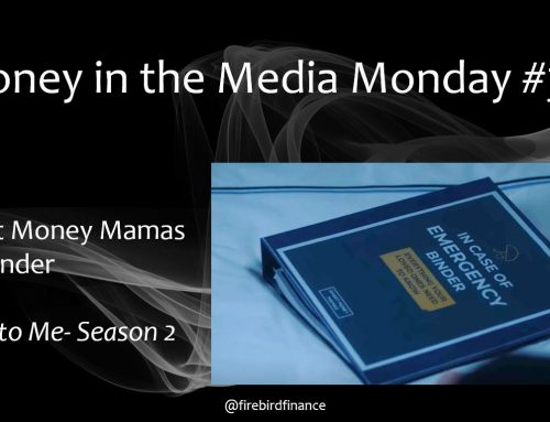 Money in the Media Monday #31: Smart Money Mamas ICE Binder