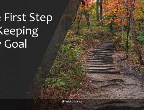 The First Step to Keeping Any Goal