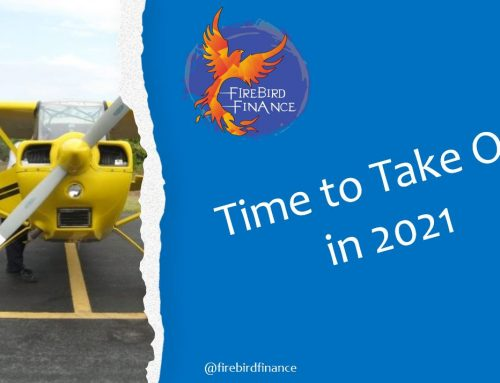 Time to Take Off in 2021!