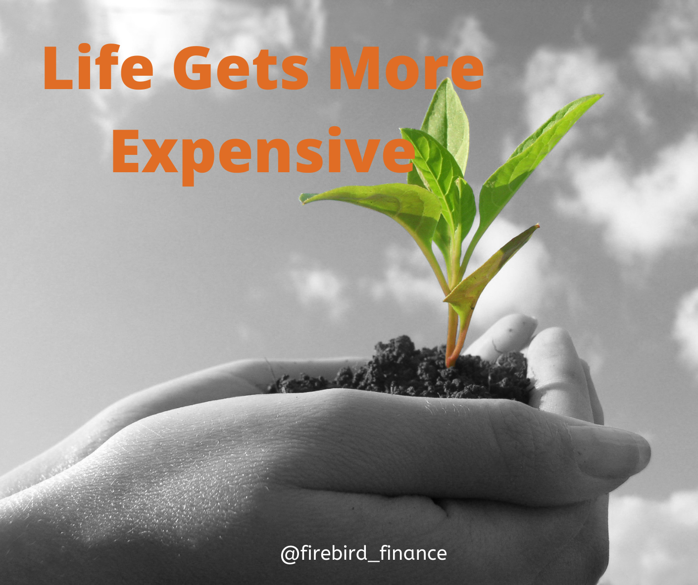 Life Gets More Expensive